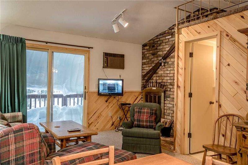 Upper Level - Living Room