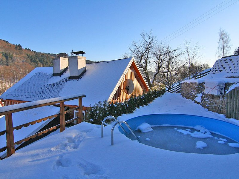Cottage in the Giant mountains, vakantiewoning in Janske Lazne
