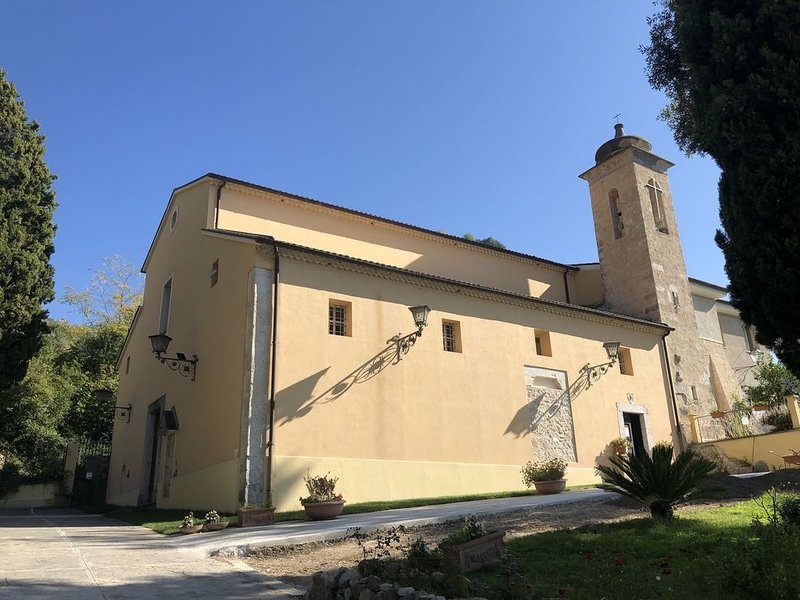 Casa Coloniale Ciociara, holiday rental in Marzano Appio