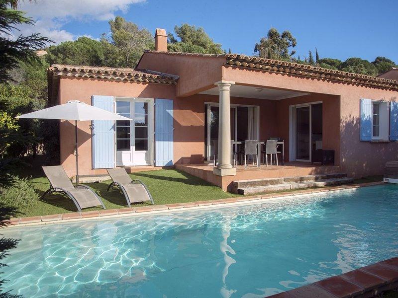 Villa 6/8 personnes, piscine privée Cavalaire, holiday rental in Cavalaire-Sur-Mer