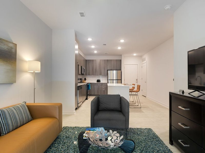 Between Homes? We are Pet Friendly and offer Flexible Stays. (S1BA), holiday rental in Atlanta