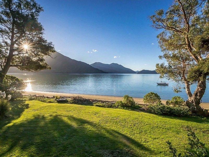 Sounds Magic  - Moetapu Bay Bach, alquiler vacacional en Marlborough Region