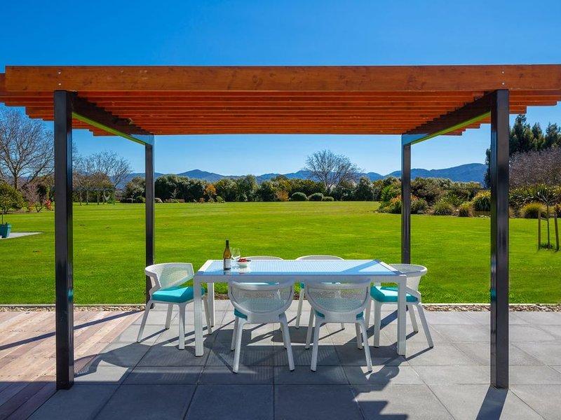 Longview - Blenheim Holiday House, alquiler vacacional en Marlborough Region