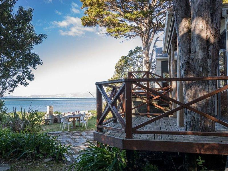 Matai Cottage - Pakawau Bach, holiday rental in Collingwood