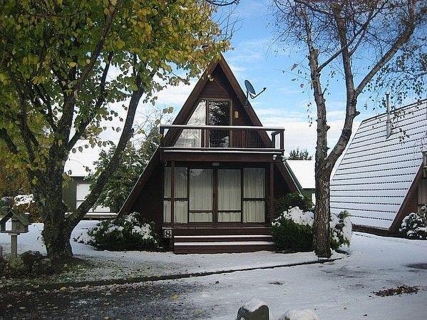 Alpine A Frame - Ohakune Chalet, casa vacanza a Waiouru