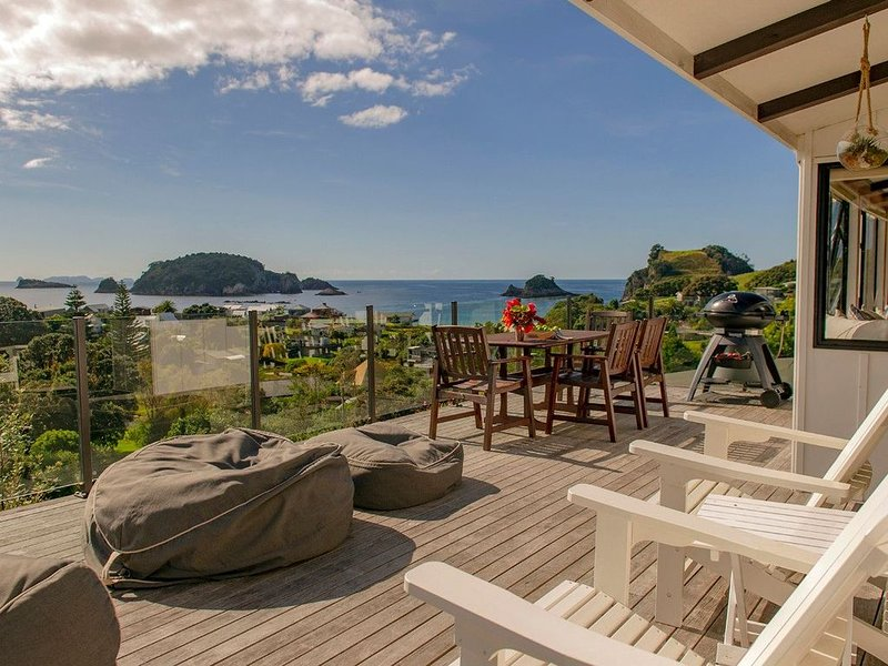 Pretty On Pa - Hahei Holiday Home, alquiler vacacional en Hahei