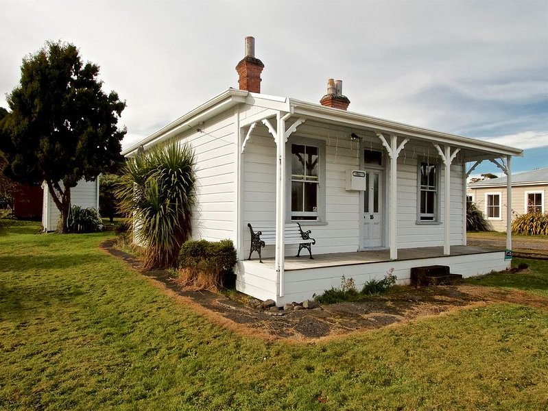The Miners Cottage - Ohakune Holiday Home, alquiler vacacional en National Park Village