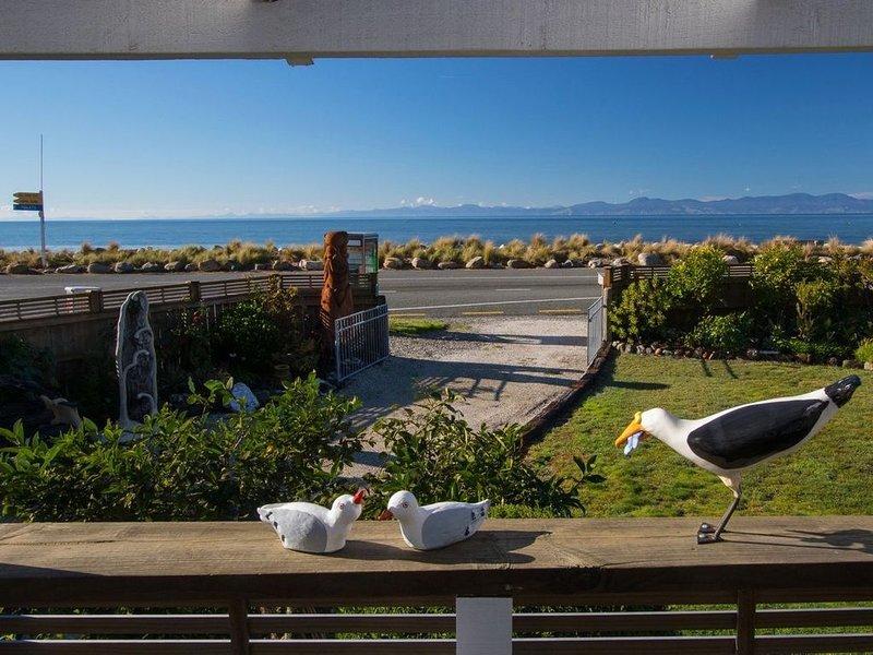 Raisin Town - Marahau Bach, holiday rental in Motueka