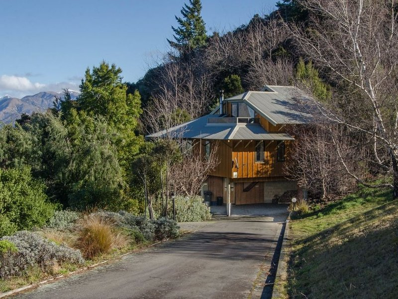 Slice of Heaven on Oregon - Hanmer Springs Holiday Home, holiday rental in Culverden