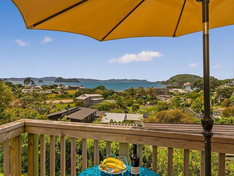 Matatea - Hahei Bach, holiday rental in Hot Water Beach