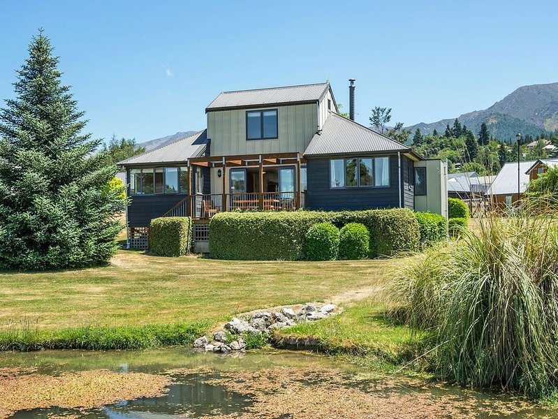 Villa 463 - Hanmer Springs Holiday Home, holiday rental in Culverden
