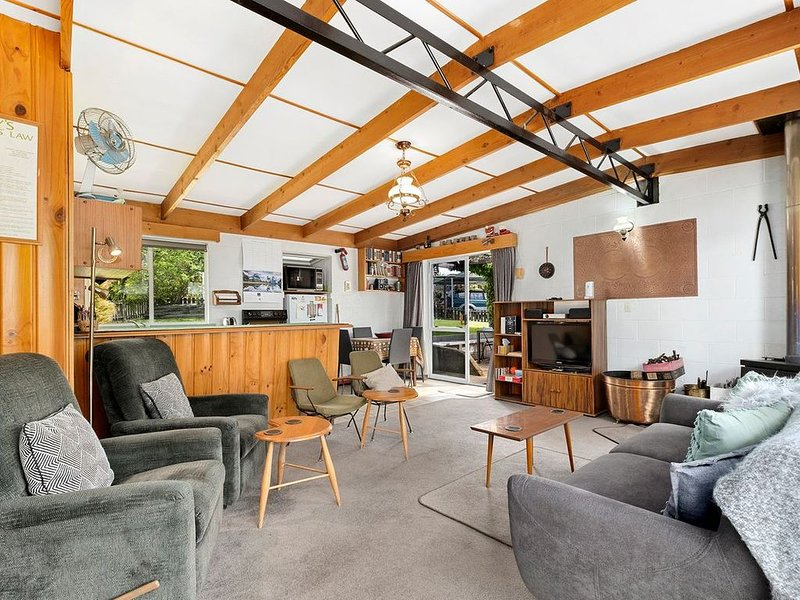 The Classic Cabin - Arrowtown Bach, holiday rental in Gibbston