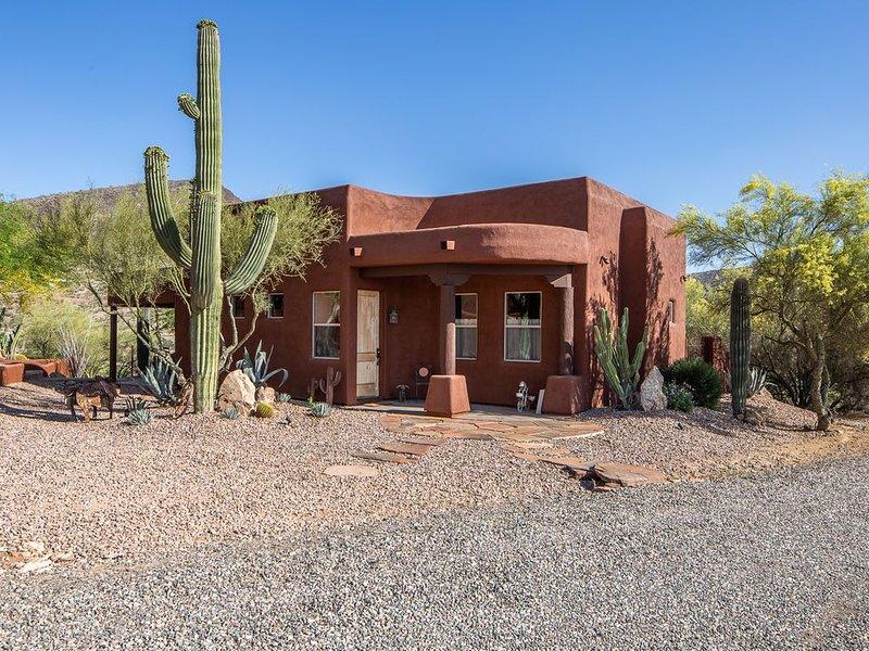 ☀️Beautiful, Private and Serene Arizona Fun in the Sun Casita!, casa vacanza a New River