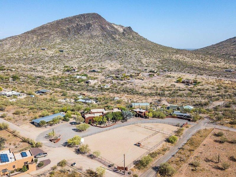 ☀️Beautiful, Private and Serene Arizona Fun in the Sun Casita!, location de vacances à New River