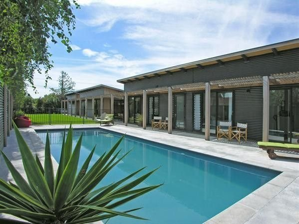 Wharepuni - Martinborough Executive Holiday Home, alquiler vacacional en Martinborough