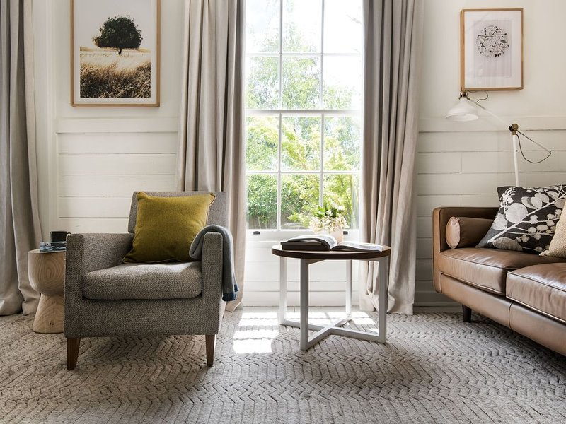 The Weekender - A Victorian Cottage with a Modern Makeover, holiday rental in Trentham