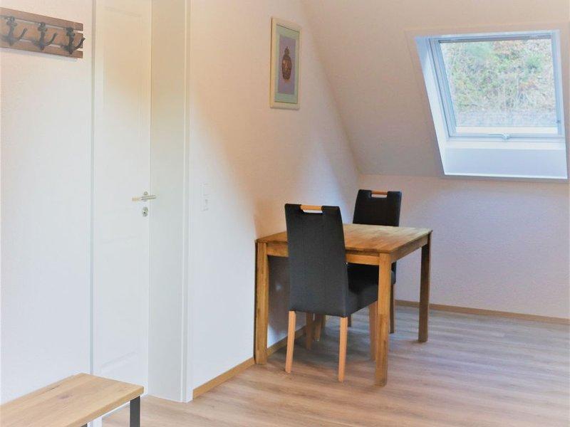 Ferienwohnung Talblick Nr. 3, 32 qm, 1 Schlafzimmer, max. 2 Personen, Ferienwohnung in Bürchau