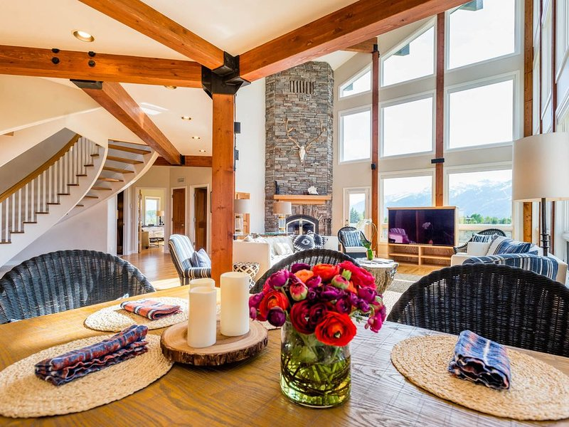 Winter Dates Now Open for Booking, Unmatched Views of the Teton Range!!!, location de vacances à Moose