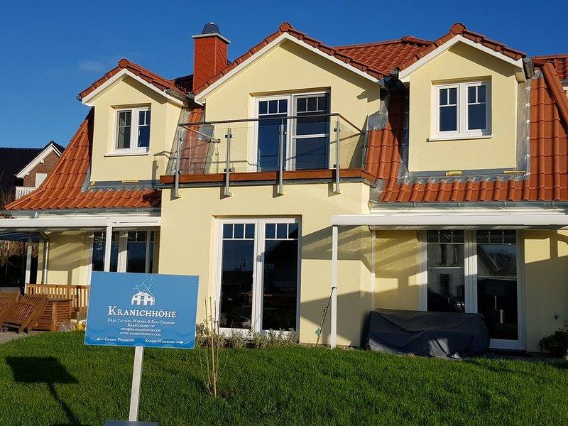 Ferienhaus mit Whirlpool und Kaminofen, bis 12 Personen, alquiler vacacional en Hohwacht