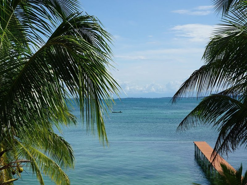 Welcome to a one of a kind surrealist adventure eco resort!, vacation rental in Bocas del Toro Province