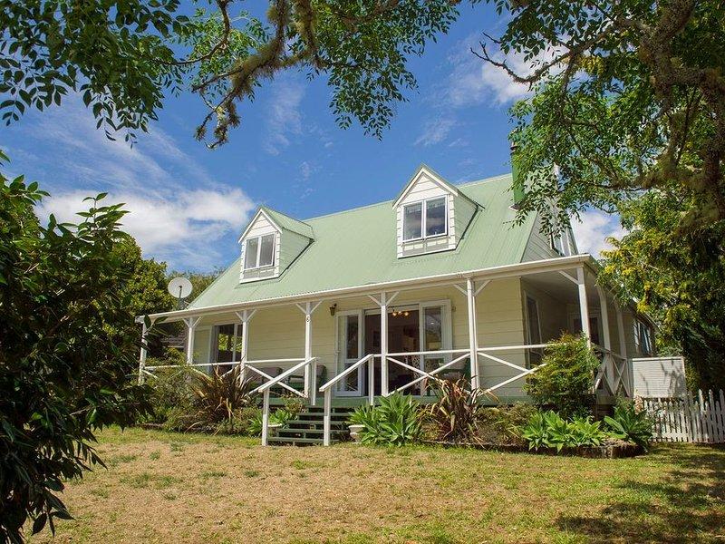 Peaceful Pauanui - Pauanui Holiday Home, location de vacances à Pauanui