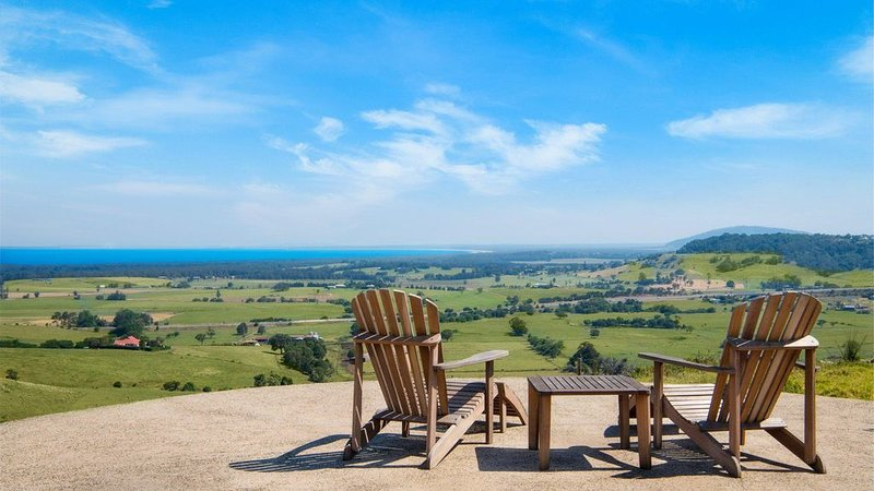 Ocean Willow - Peacefully set amongst the lush green pastures and rolling mounta, casa vacanza a Gerringong
