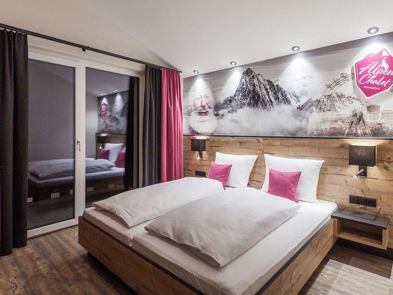 Lavish Chalet in Gaschurn with Sauna, holiday rental in Galtür