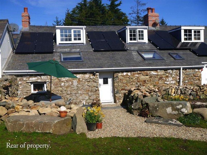 Shepherd's Cottage, DINAS CROSS, alquiler de vacaciones en Newport -Trefdraeth