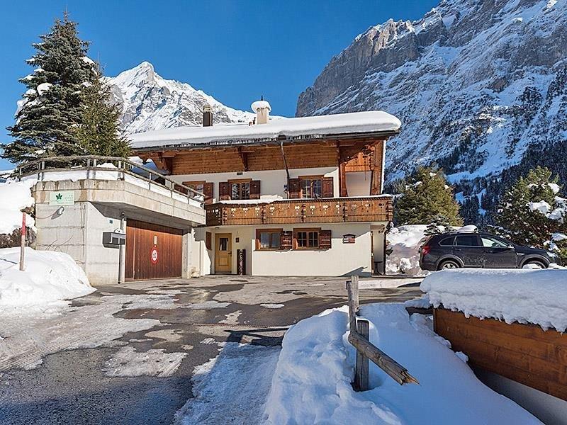 Ferienwohnung Grindelwald für 4 Personen mit 2 Schlafzimmern - Ferienwohnung in, holiday rental in Grindelwald
