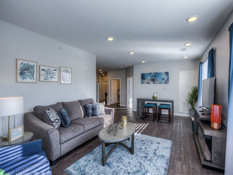 2B Luxury Midtown Condo 103 - Underground Heated Parking!, alquiler de vacaciones en Omaha