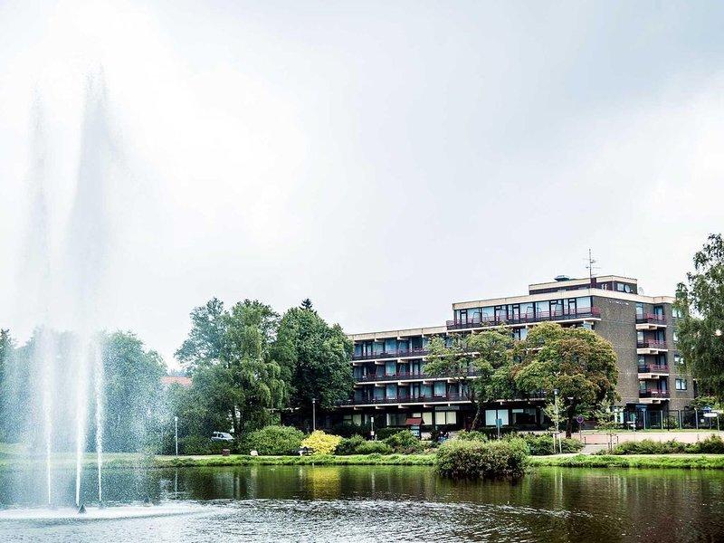Comfort App, Balkon, Pantry-Küche, Pool, Sauna, Dampfbad, WLAN, Paare, Familie!, holiday rental in Hahnenklee-Bockswiese