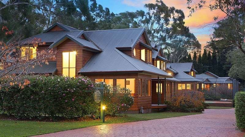 Cooinda Cottages Wentworth Falls, holiday rental in Woodford