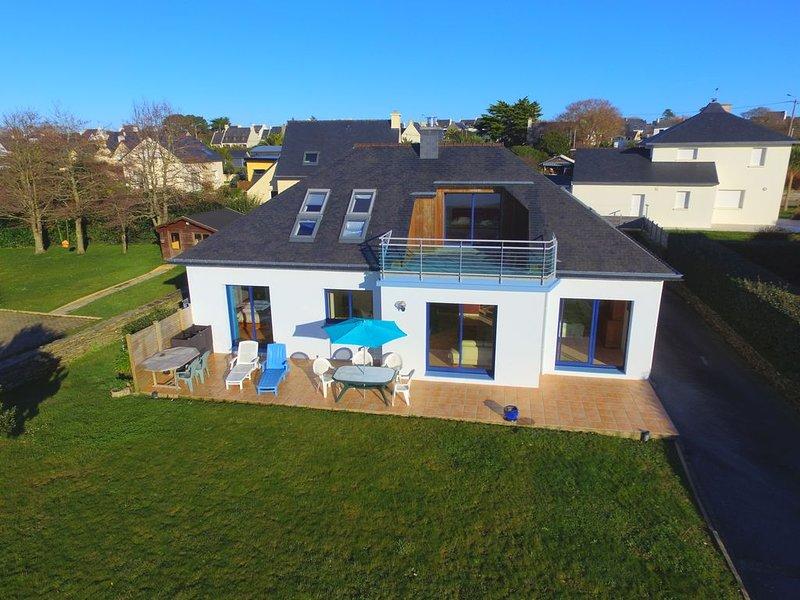 LC 74  Maison indépendante 5 personnes, holiday rental in Saint-Mathieu