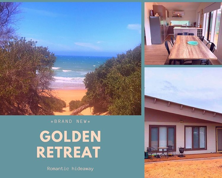 Golden Retreat -- Couple's romantic getaway, vacation rental in Longford