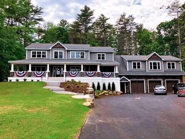 ASH20Ba - Newly Built Exceptional Vacation Rental Home, vacation rental in Gilford