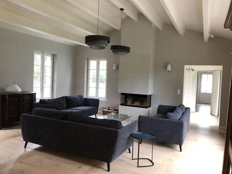 SAINT-SAUVEUR MAISON NEUVE 5 CHAMBRES, holiday rental in Vendee