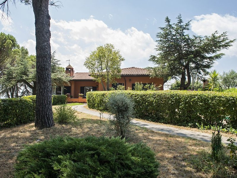 El Olivar - An Amazing Villa in Umbria, vacation rental in Otricoli