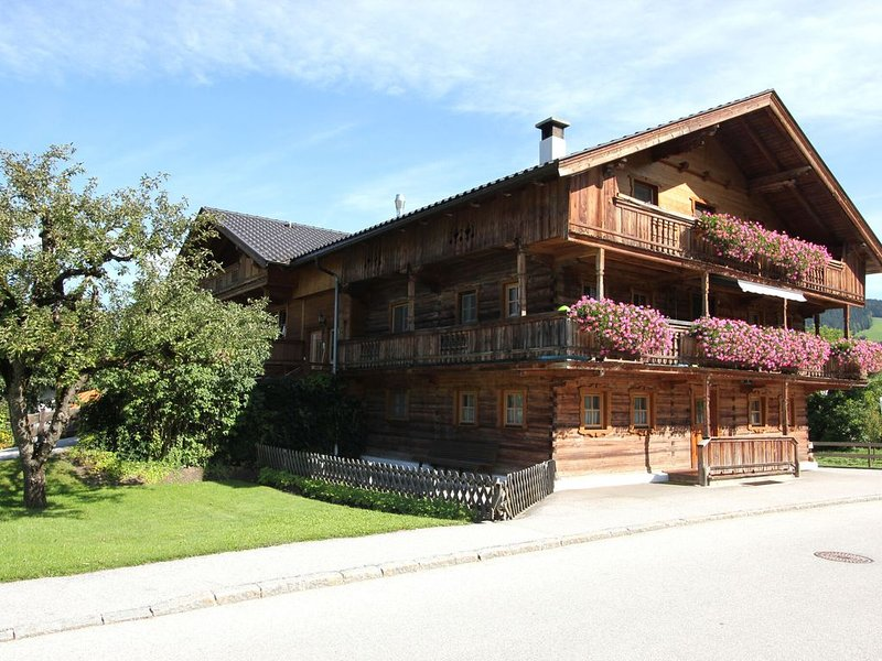 Excellent Apartment in Reith im Alpbachtal near Ski Area, holiday rental in Reith im Alpbachtal