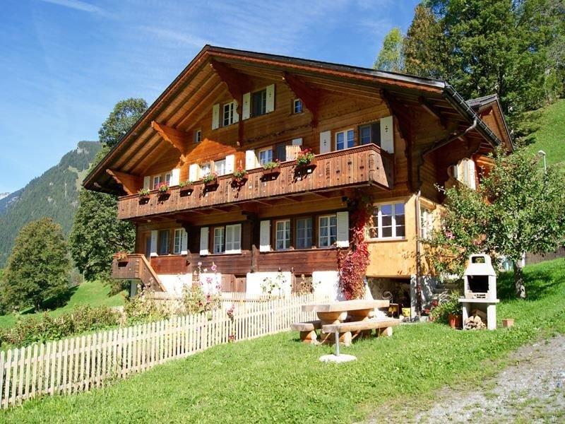 Ferienwohnung Grindelwald für 2 Personen - Ferienwohnung, location de vacances à Grindelwald