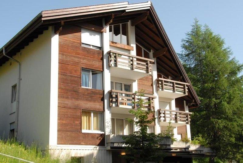 Ferienwohnung Mürren für 6 Personen mit 3 Schlafzimmern - Ferienwohnung, holiday rental in Murren