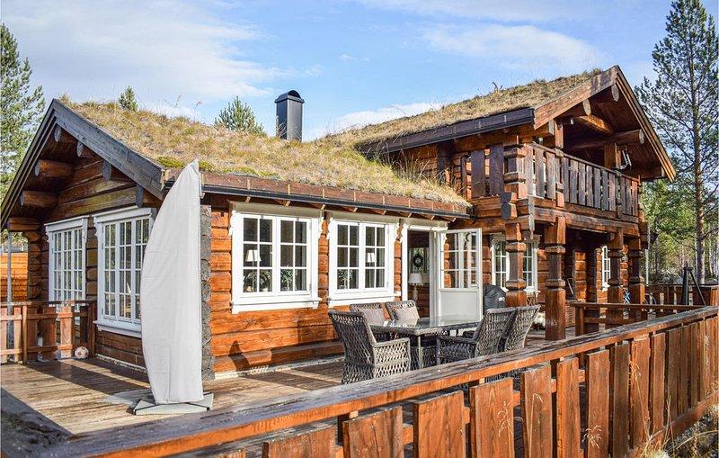 4 Zimmer Unterkunft in Hemsedal, holiday rental in Eastern Norway