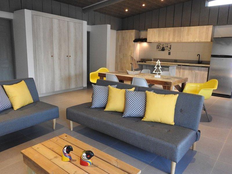 Belle Maison neuve sur la plage de Santa Veronica ideal pour le Kite Surf, Ferienwohnung in Puerto Colombia
