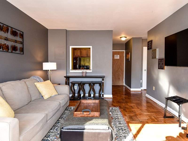 White House, Lincoln Memorial, Georgetown, by Rosslyn train/Subway� Station, holiday rental in Arlington