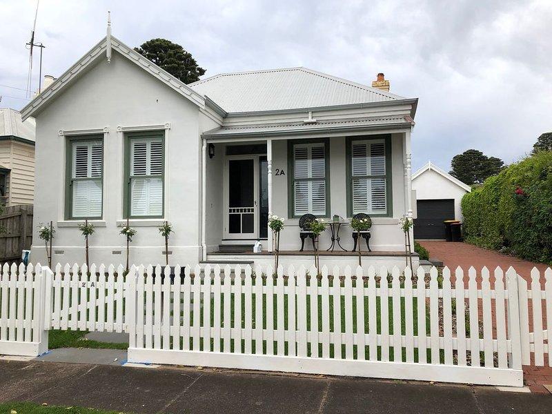 2A Wishart- Heritage Precinct, location de vacances à Port Fairy