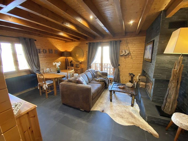 Superbe Haut de Chalet, holiday rental in Beuil