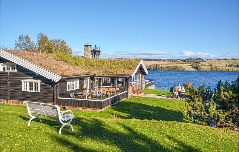 4 Zimmer Unterkunft in Eina, vacation rental in Oppland