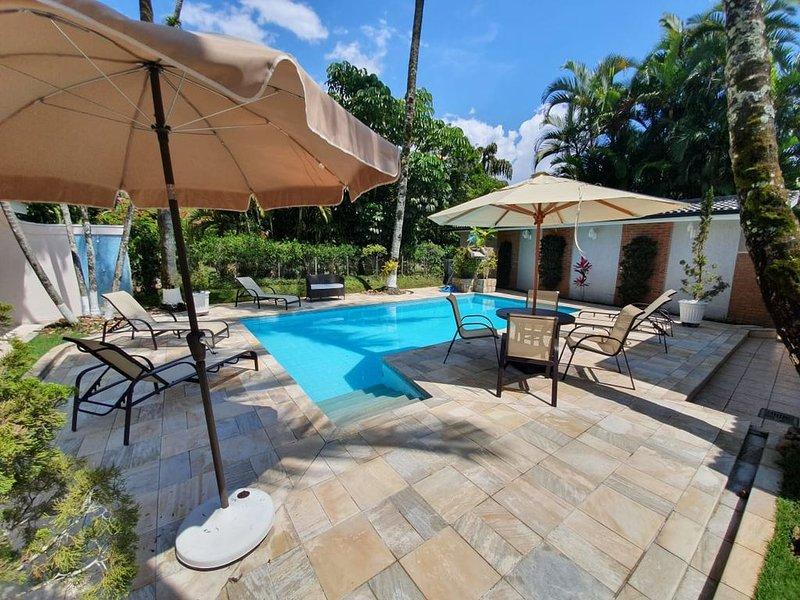 Riviera, melhor módulo 05. 230m praia 750m shopping, aluguéis de temporada em Bertioga