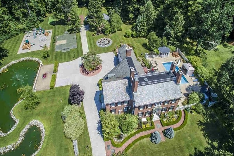 Luxury Mansion Retreat near Lake George and Saratoga, alquiler vacacional en Argyle
