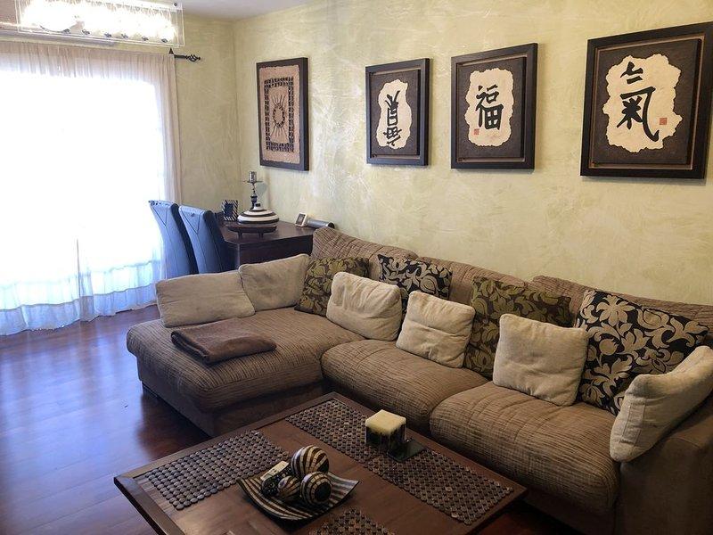 Casa M. es un piso muy acogedor y tranquilo, location de vacances à Brillasol