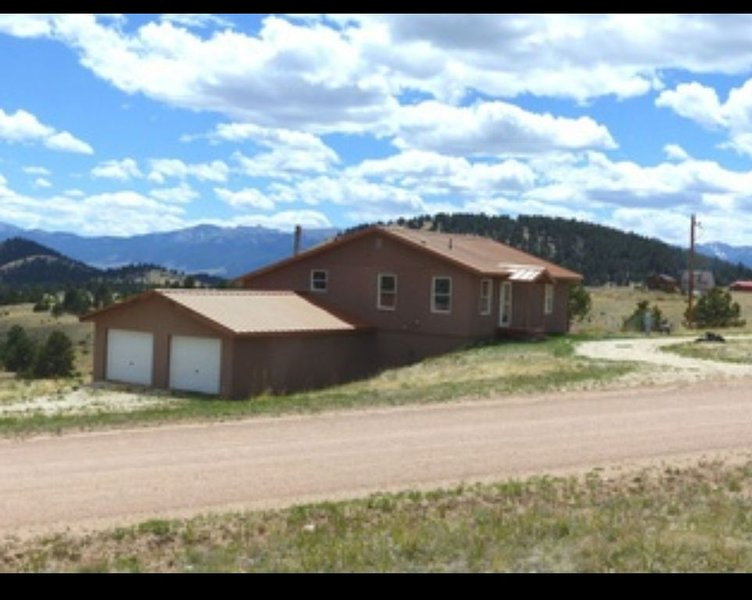 Unbelievable star gazing, awesome views. Great place for social distancing �, vacation rental in Westcliffe